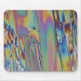 Elements/Praseodymium under the microscope Mouse Pad