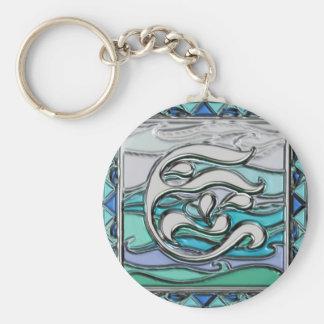 Elements series- Water symbol Keychain