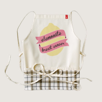 Elemonate Breast Cancer Apron