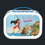 """Elena   Adventure Awaits Lunch Box<br><div class=""""desc"""">With Elena adventure awaits around every corner! She has the traits to be a truly great leader of Avalor and this helps with obstacles she meets along the way as a Princess. When adventures do arise for this teen Disney Princess, Elena has her younger sister Isabel, her friends, wizard Mateo...</div>"""