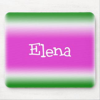 Elena Alfombrillas De Ratón