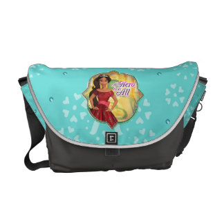Elena & Isabel | A Hero To Us All Messenger Bag