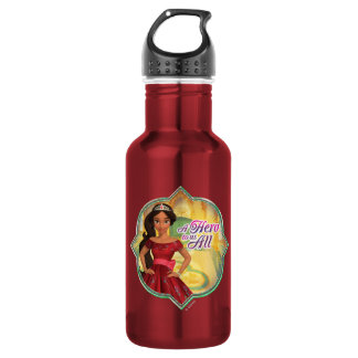 Elena & Isabel | A Hero To Us All Water Bottle