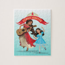 Elena & Isabel   Sister Time Jigsaw Puzzle