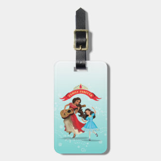 Elena & Isabel   Sister Time Luggage Tag