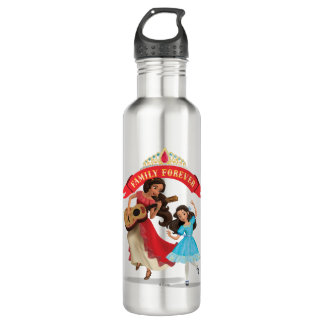 Elena & Isabel | Sister Time Stainless Steel Water Bottle