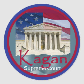 Elena Kagan Supreme Court Sticker