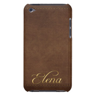 ELENA Leather-look Customised Phone Case