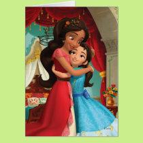 Elena | Little Sister. Big Sister. Card
