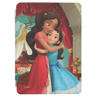Elena | Little Sister. Big Sister. iPad Air Cover