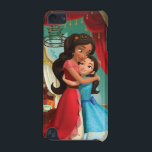 "Elena | Little Sister. Big Sister. iPod Touch (5th Generation) Cover<br><div class=""desc"">Elena of Avalor,  Disney&#39;s first-ever Latina princess,  has a very cute younger sister,  Isabel. Elena,  princess of Avalor adores her little sister Isabel who is a budding inventor. Princess Isabel is very creative and loves to draw but also loves her sister and spending time with her.</div>"