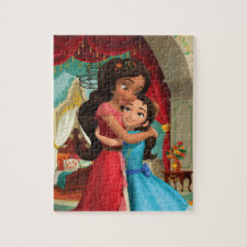 Elena   Little Sister. Big Sister. Jigsaw Puzzle