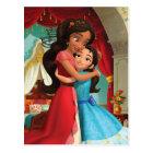 Elena | Little Sister. Big Sister. Postcard