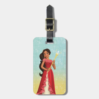 Elena | Magic is Within You Bag Tag