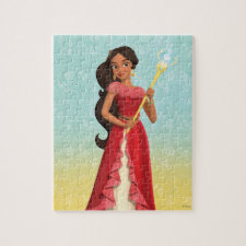 Elena   Magic is Within You Jigsaw Puzzle