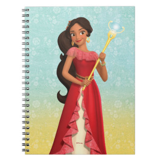 Elena | Magic is Within You Spiral Notebook