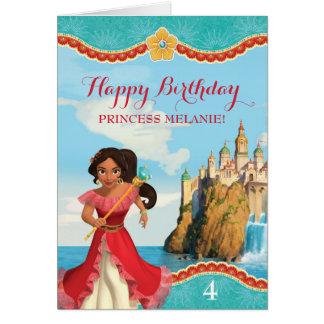 Elena of Avalor | Birthday Card