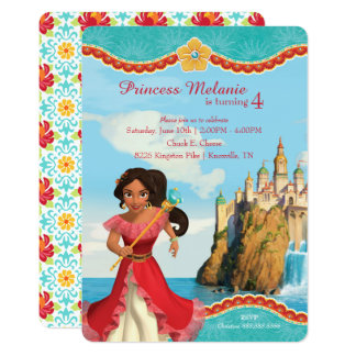 Elena of Avalor | Birthday Card