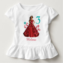Elena of Avalor | Birthday Toddler T-shirt