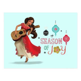 Elena of Avalor | Season of Joy Postcard