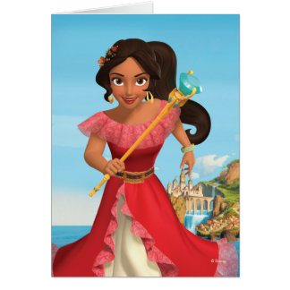 Elena | Protector of the Kingdom Card