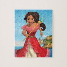 Elena | Protector of the Kingdom Jigsaw Puzzle
