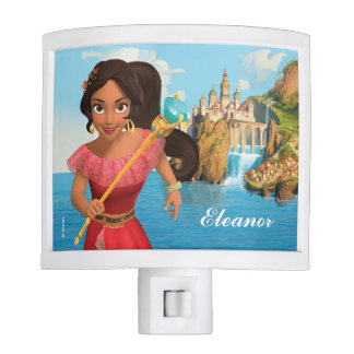 Elena | Protector of the Kingdom  Night Light