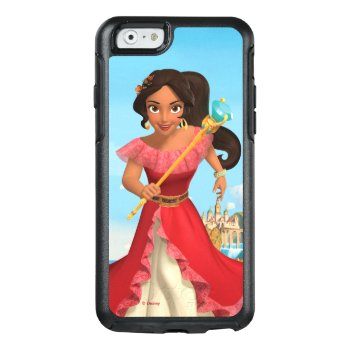 Elena | Protector Of The Kingdom Otterbox Iphone 6/6s Case by disney at Zazzle