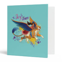 Elena | The Sky's the Limit 3 Ring Binder