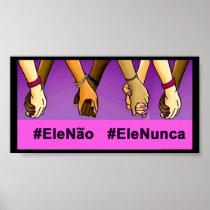 EleNao EleNunca Poster