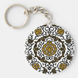 Eleonora Di Toledo - Gold Keychain