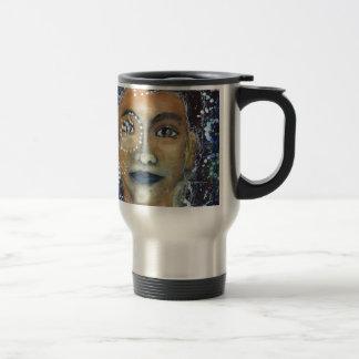 Eleonora femenina divina taza de viaje