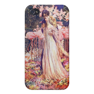 Eleonora iPhone 4 Covers