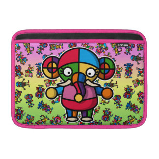 elephant2 colorido fundas macbook air
