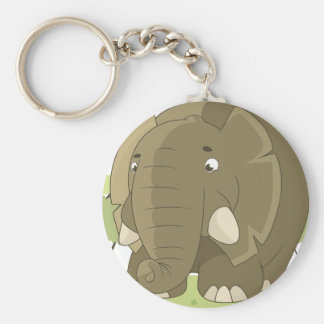 elephant-1598359 keychain