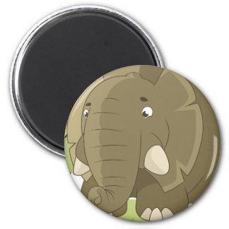 elephant-1598359 magnet