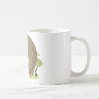 elephant-1598359 taza de café