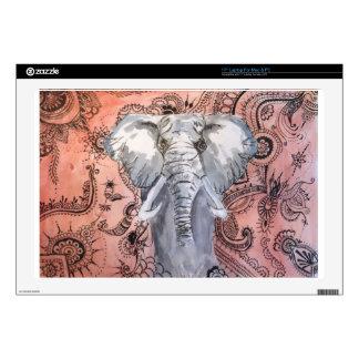 "Elephant 17"" Laptop Skins"