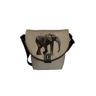 ELEPHANT 1 COURIER BAGS