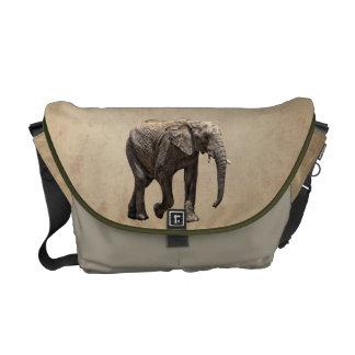 ELEPHANT 1 MESSENGER BAGS
