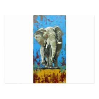 Elephant#1 Postcard
