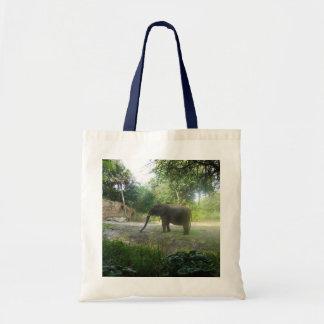 Elephant #2 Tote Bag