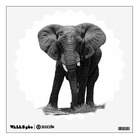 ELEPHANT 2 WALL STICKER