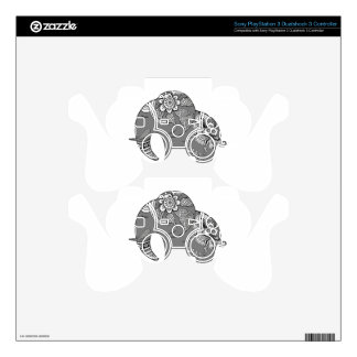 Elephant 4 PS3 controller skins