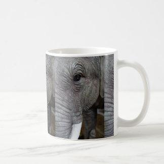 elephant-543256 Grey elephant photography close-up Coffee Mug