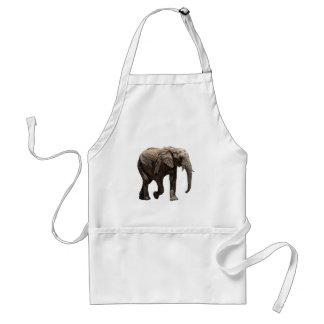 ELEPHANT ADULT APRON