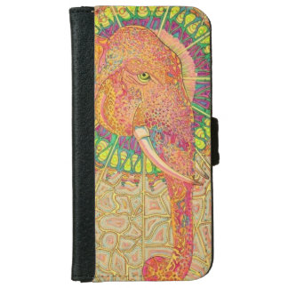 elephant africa wild wallet phone case for iPhone 6/6s