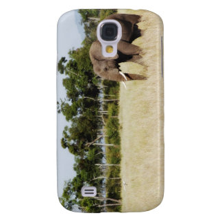 Elephant african galaxy s4 case