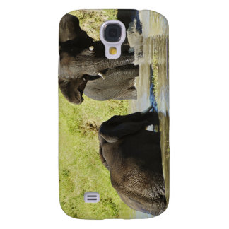 Elephant african samsung galaxy s4 cases