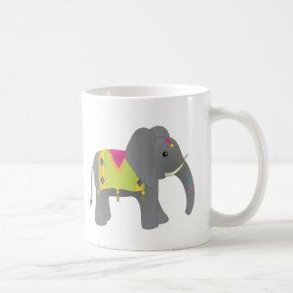 Elephant All Dressed Up Mug